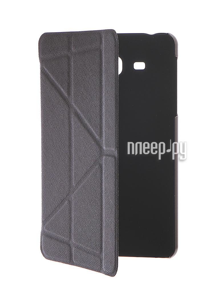 Аксессуар Чехол Samsung Galaxy Tab A 7.0 iBox Premium Y Black за