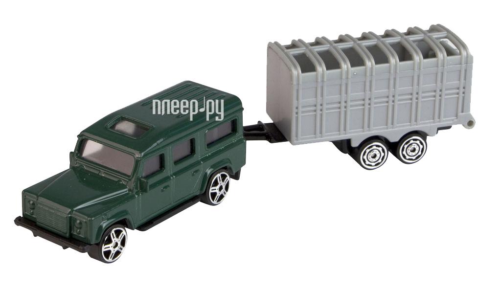 Машина HTI Roadsterz Полноприводный джип с трейлером 1373145.UNI