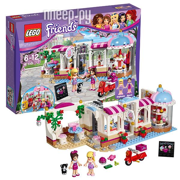 Конструктор Lego Friends Кондитерская 41119