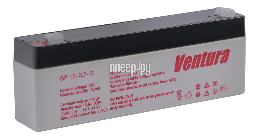 Аккумулятор для ИБП Ventura GP 12-2.2-S