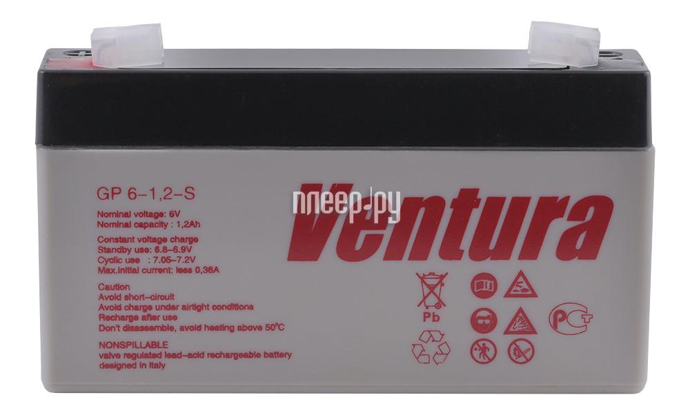 Аккумулятор для ИБП Ventura GP 6-1.2-S