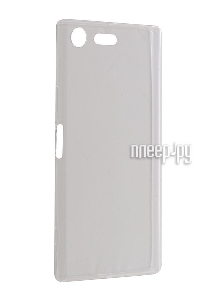 Аксессуар Чехол Sony Xperia XZ Premium iBox Crystal Silicone Transparent