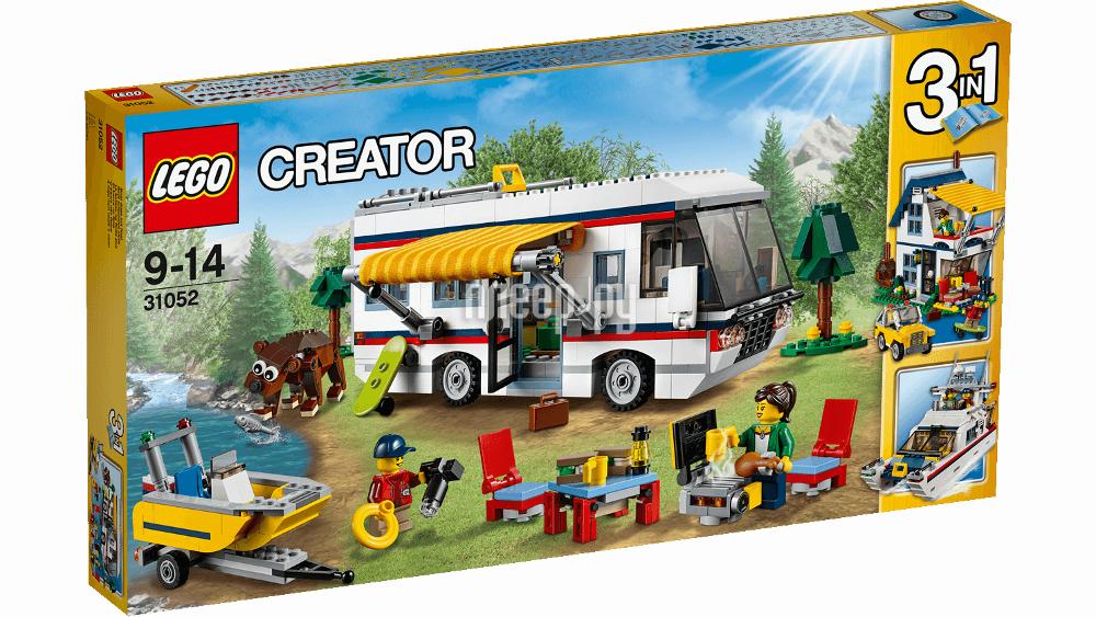Конструктор Lego Creator 31052 за 3179 рублей