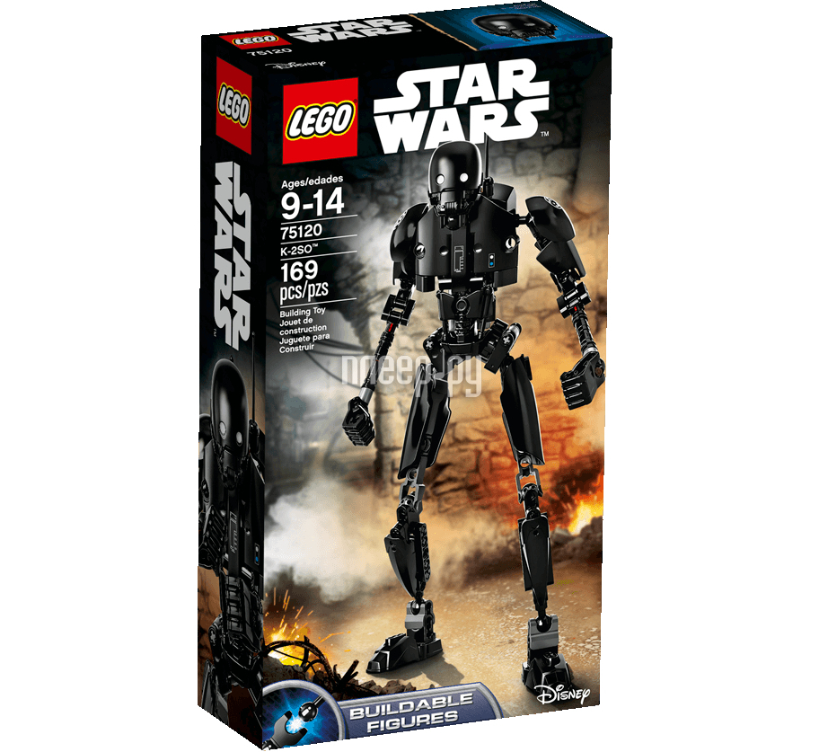 Конструктор Lego Constraction Star Wars 75120