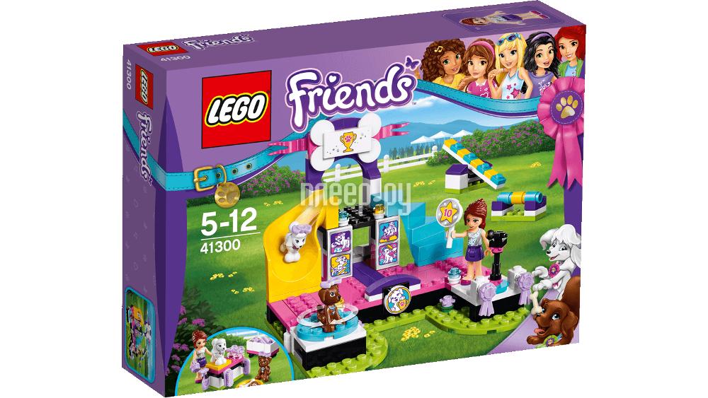 Конструктор Lego Friends Выставка щенков: Чемпионат 41300 за 894