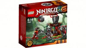 Купить Конструктор Lego Ninjago Атака Алой армии 70621