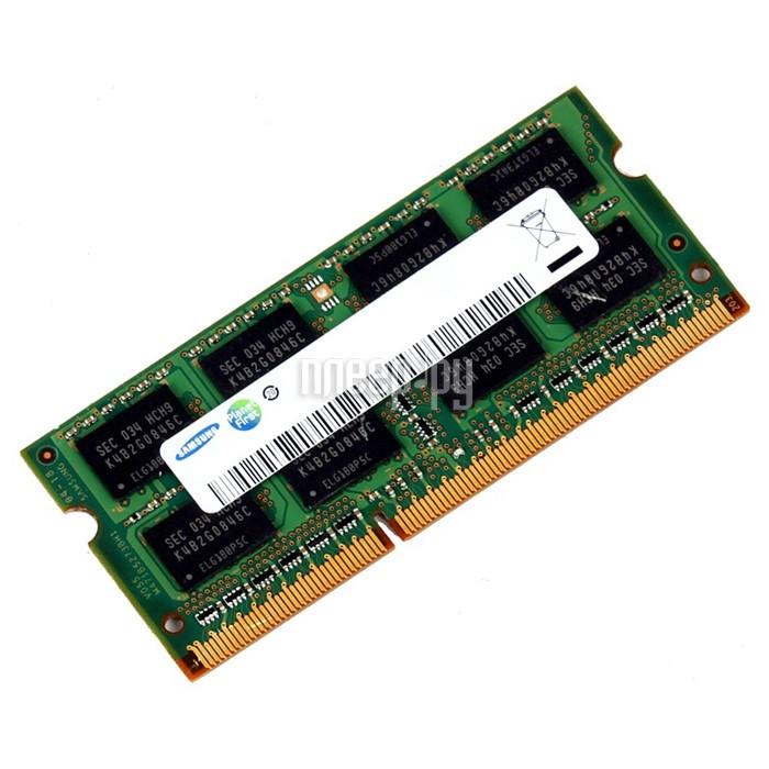 Модуль памяти Samsung DDR4 SO-DIMM 2133MHz PC4-17000 - 8Gb M471A1K43BB0-CPB00