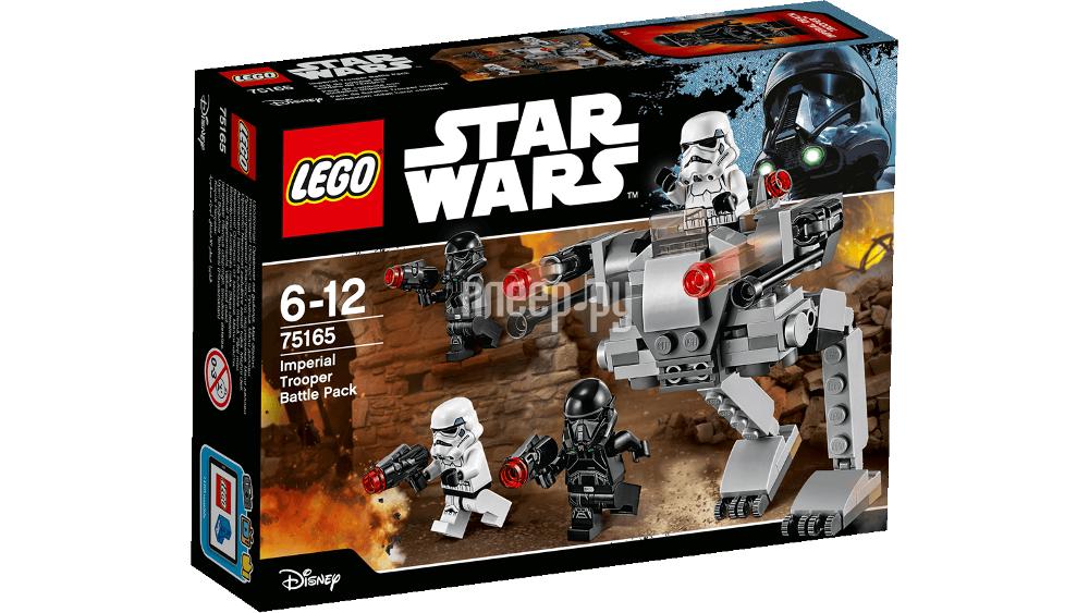 Конструктор Lego Star Wars Боевой набор Империи 75165