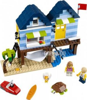 Купить Конструктор Lego Creator Отпуск у моря 31063