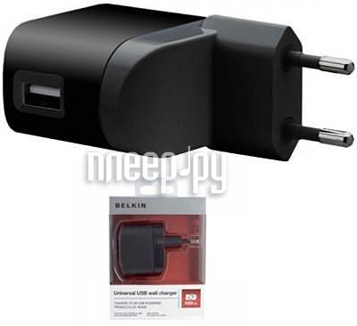 Аксессуар Зарядное устройство сетевое Belkin F8Z563cwBLK  Pleer.ru  385.000
