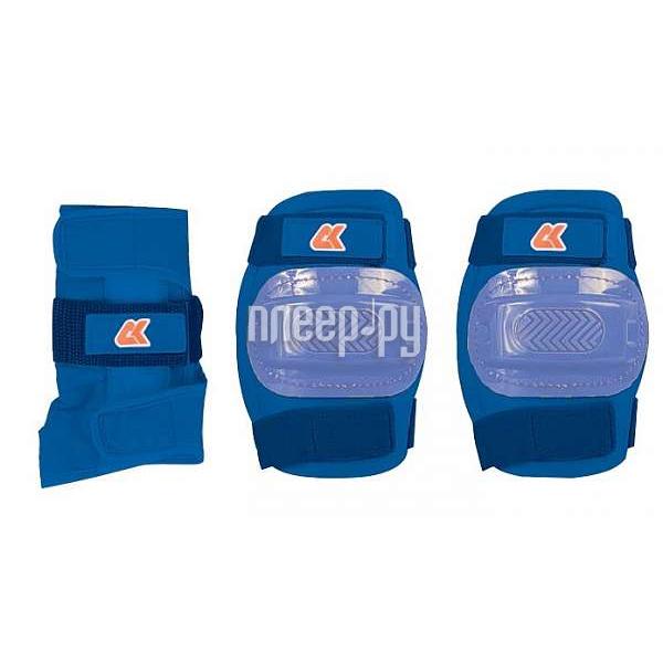 Комплект защиты Спортивная Коллекция JR Pad Blue