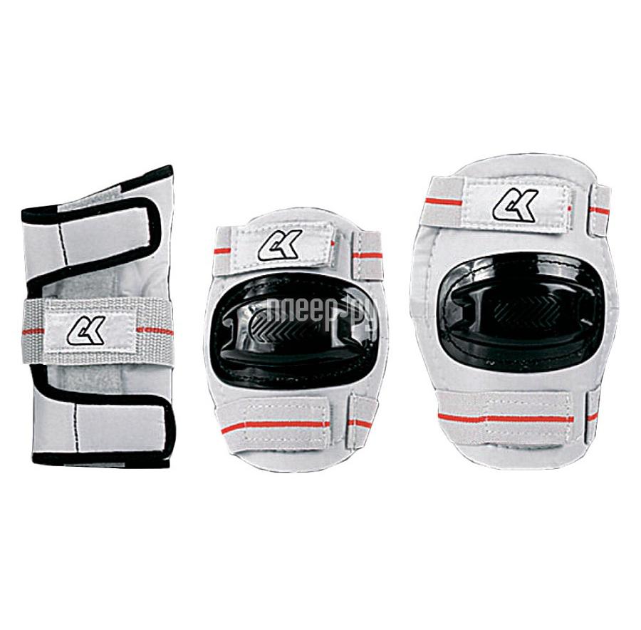 Комплект защиты Спортивная Коллекция JR Pad Grey
