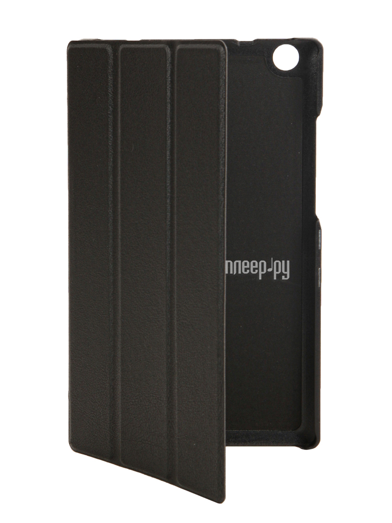 Аксессуар Чехол Lenovo Tab 3 850M 8.0 Partson Black T-042