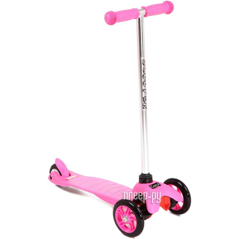 Самокат Corol L-304 Pink