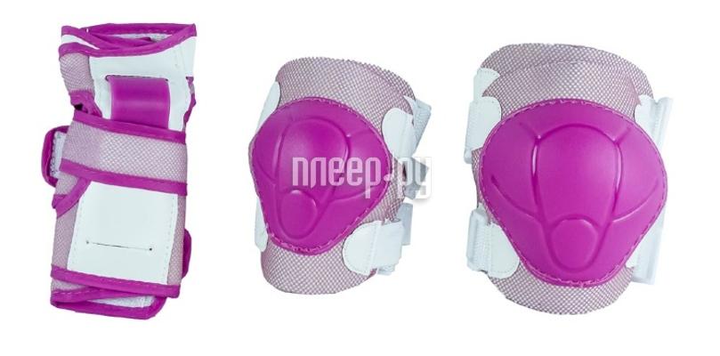 Комплект защиты Maxcity Color S Pink
