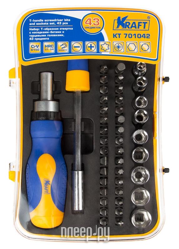 Набор инструмента Kraft 701042
