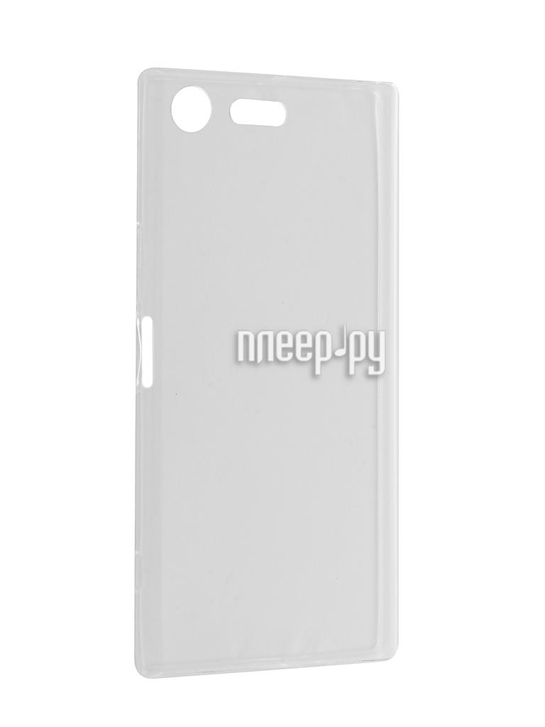 Аксессуар Чехол Sony Xperia XZ Premium Gecko