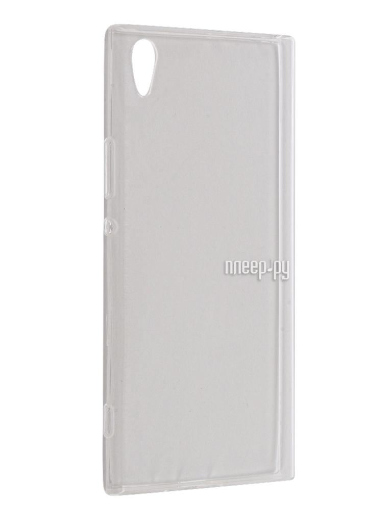 Аксессуар Чехол Sony Xperia XA1 Gecko Silicone White S-G-SONXA1-WH1