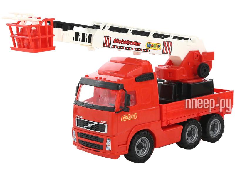 Машина Полесье Пожарный 8787
