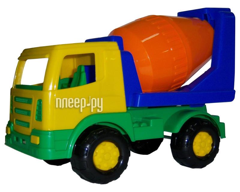 Игрушка Полесье Бетоновоз Мираж 9059