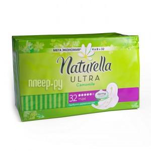 Купить Naturella Ultra Camomile Maxi Quatro NT-83729917 32шт