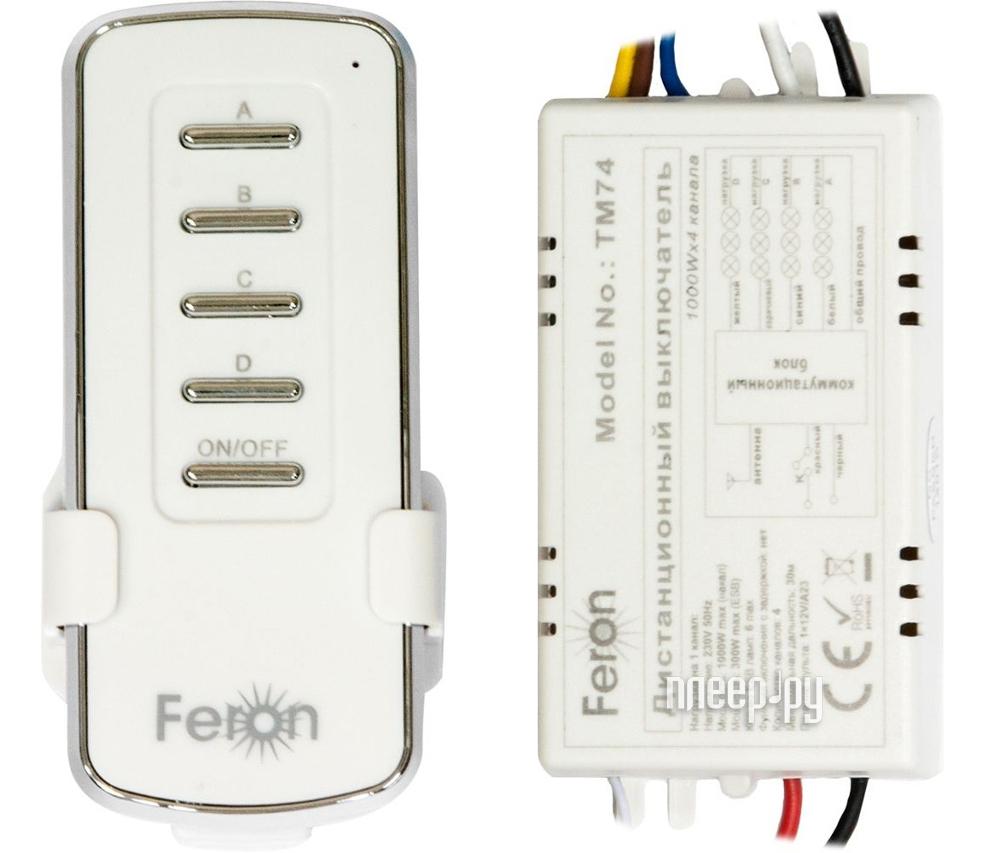 Выключатель Feron TM74 23263