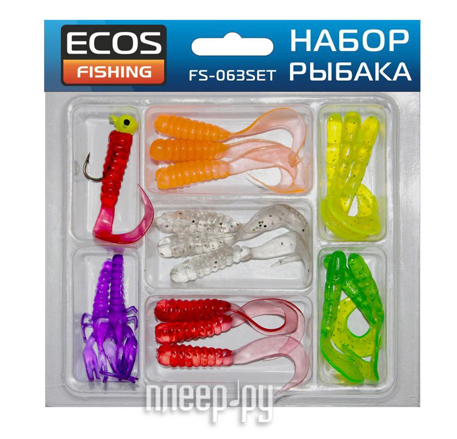 Набор рыбака Ecos FS-063SET 324063