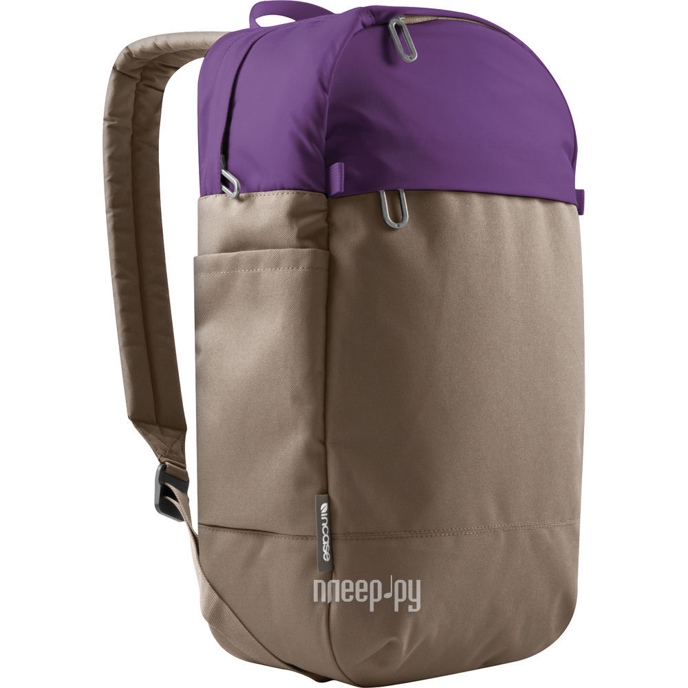 Аксессуар Incase 15.0-inch Designs Corp Campus Compact Backpack для MacBook Pro Purple-Warm Gray CL55469