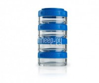 Набор контейнеров BlenderBottle GoStak 40ml Blue BB-GS40-BLUE
