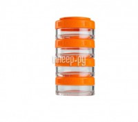 Набор контейнеров BlenderBottle GoStak 40ml Orange BB-GS40-ORAN