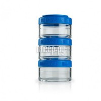 Набор контейнеров BlenderBottle GoStak 60ml Blue BB-GS60-BLUE