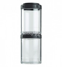 Набор контейнеров BlenderBottle GoStak 150ml Black BB-G150-BLCK