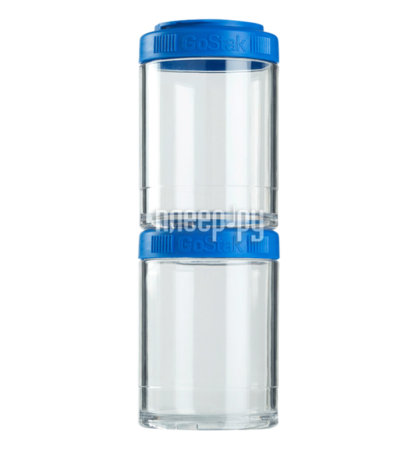 Набор контейнеров BlenderBottle GoStak 150ml Blue BB-G150-BLUE купить
