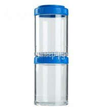 Набор контейнеров BlenderBottle GoStak 150ml Blue BB-G150-BLUE