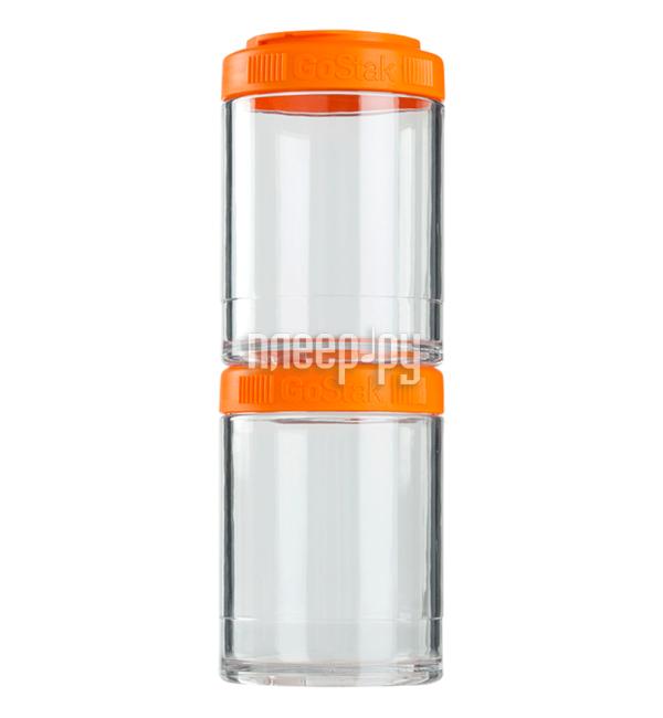 Кухонная принадлежность BlenderBottle GoStak 150ml Orange BB-G150-ORAN