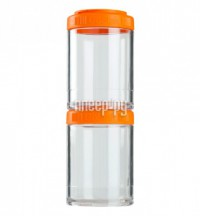 Набор контейнеров BlenderBottle GoStak 150ml Orange BB-G150-ORAN