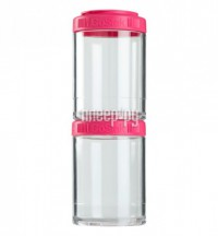 Набор контейнеров BlenderBottle GoStak 150ml Crimson BB-G150-PINK