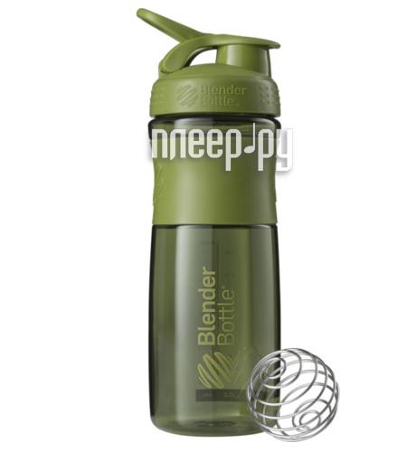 Шейкер BlenderBottle SportMixer 828ml Moss Green BB-SM28-MGRE