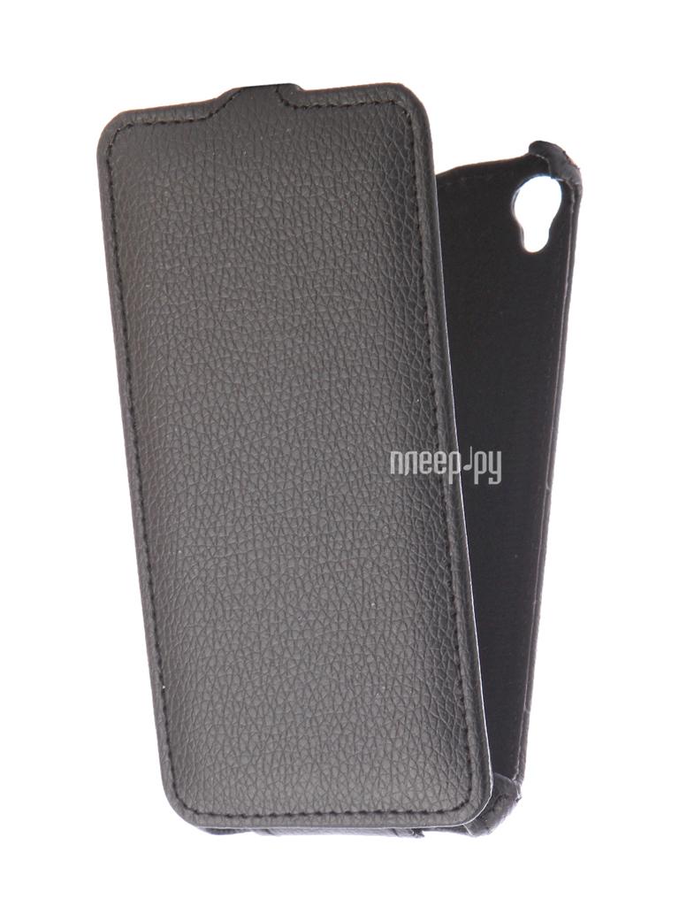 Аксессуар Чехол ASUS ZenFone Live ZB501KL Zibelino Classico Black ZCL-ASU-ZB501KL-BLK