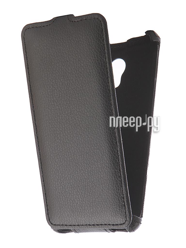 Аксессуар Чехол Meizu M5S Zibelino Classico Black ZCL-MZ-M5S-BLK