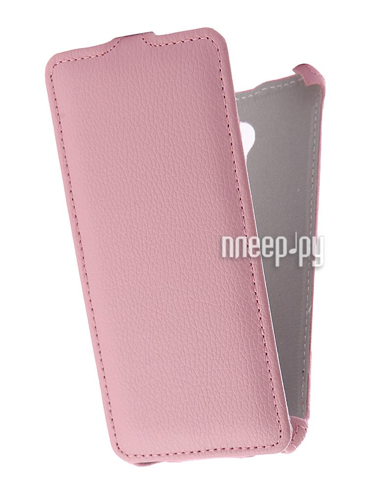 Аксессуар Чехол Meizu M5S Zibelino Classico Pink ZCL-MZ-M5S-PNK