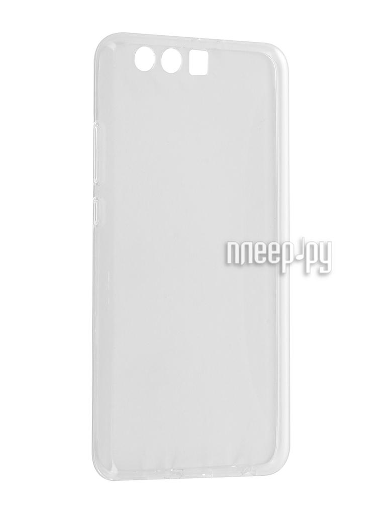 Аксессуар Чехол Huawei P10 Plus Gecko White