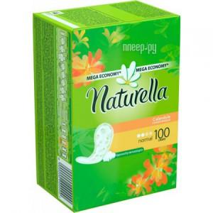 Купить Naturella Ежедневные Calendula Tenderness Normal Quatro NT-83730996 100шт