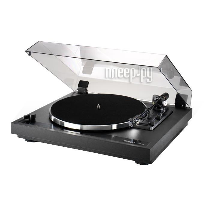 Проигрыватель виниловых дисков Thorens TD-190-2 Black