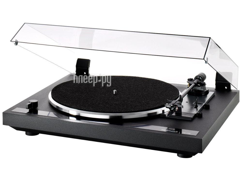 Проигрыватель виниловых дисков Thorens TD-170-1 Phono Black