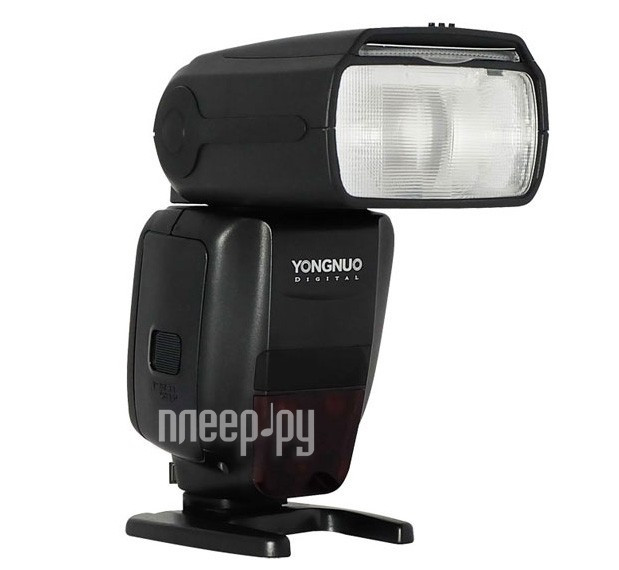 Вспышка YongNuo Speedlite YN-600EX-RT II for Canon
