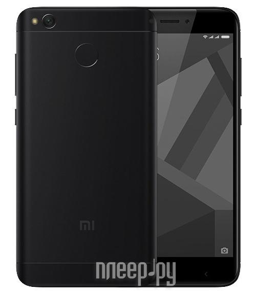 Сотовый телефон Xiaomi Redmi 4X 3Gb RAM 32Gb Black
