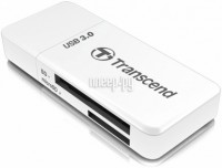 Карт-ридер Transcend Multy Card Reader USB 3.0 TS-RDF5W
