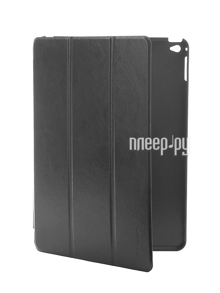Аксессуар Чехол IT Baggage Ultrathin для APPLE iPad Air 2 9.7 Black ITIPA205-1