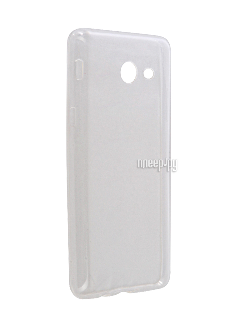 Аксессуар Чехол Samsung Galaxy J5 2017 Zibelino Ultra Thin Case White